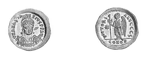 SOLIDUS, A SIMILAR COIN BUT VI