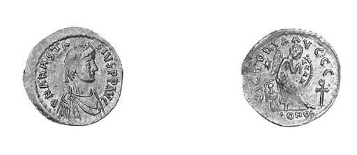 Semissis, as previous coin (MI