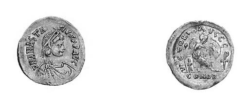 Semissis, a similar coin but w