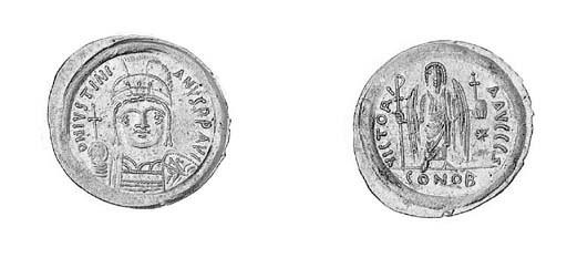 Solidus, Ravenna, as previous