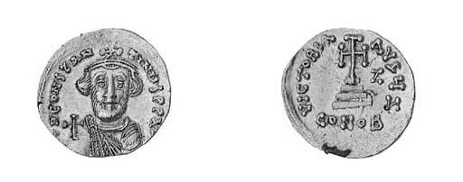 Solidus, indiction 7 (648/49),