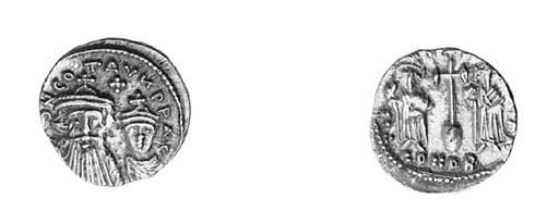 Large globular Solidus, Cartha