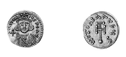 Semissis, obverse as previous