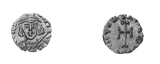 Tremissis, Ravenna?, as previo