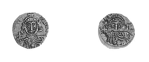 Tremissis, Rome, types as prev