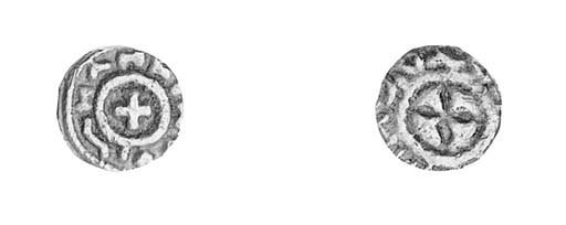 Tremissis, uncertain mint in M