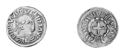 Solidus, Frisian imitation, ty