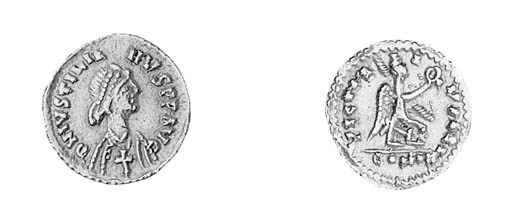 Tremissis, a similar coin (Tom