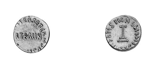 Third-dinar or Tremissis, bSET