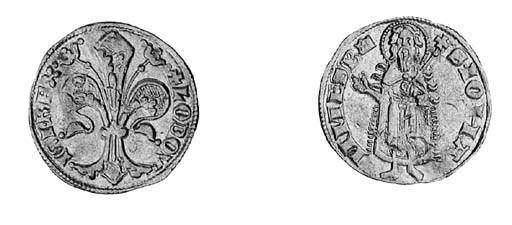 Hungary, Ludwig I (1342-82), F