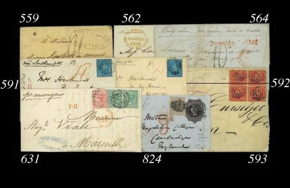 cover 1860 (6 Feb.) envelope t