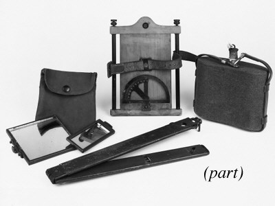 Officers' Field Equipment