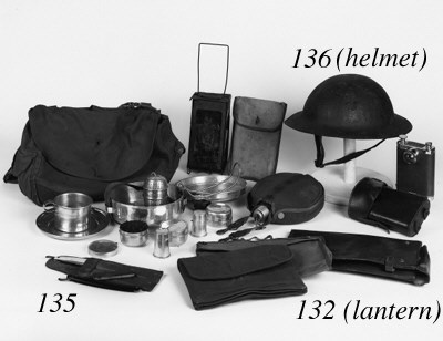 An Assortment of British WW1 O