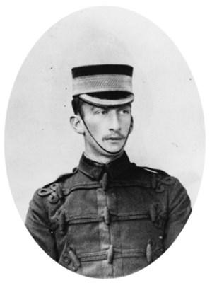 Pair: Captain C.O. Halliday, R