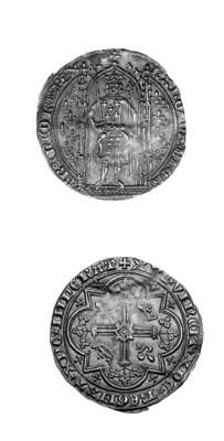 Charles V, Franc à pied, 3.83g