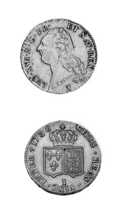 Louis XVI, Double Louis d'or,