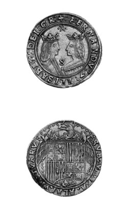 Spain, Fernando & Isabel (1474