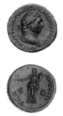 Vitellius (A.D. 69), Sestertiu