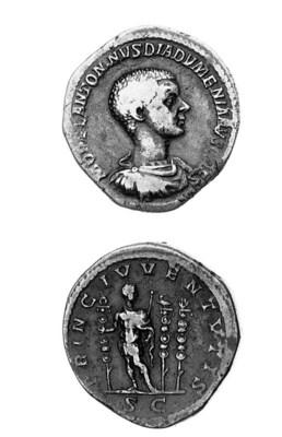 Diadumenian (Caesar, A.D. 217-