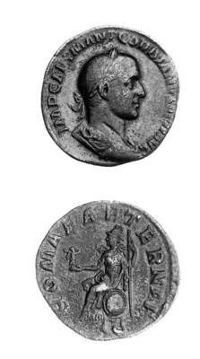 Gordian II (A.D. 238), Sestert