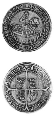 Edward VI, third period, Crown