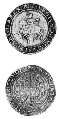 Charles I, group 4, Crown, Tow
