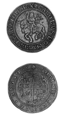 Charles I, group 4, Tower mint
