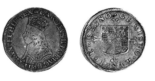 Charles II (1660-85), first ha