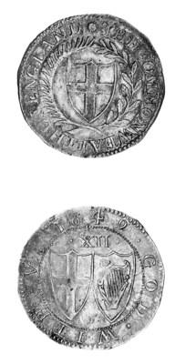 Commonwealth (1649-60), Shilli