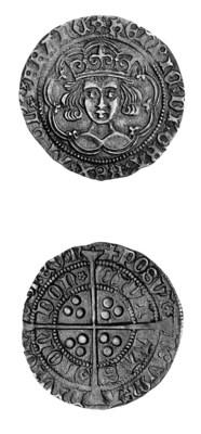 Henry VI, annulet/rosette-masc