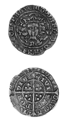 Edward IV, light coinage, Groa