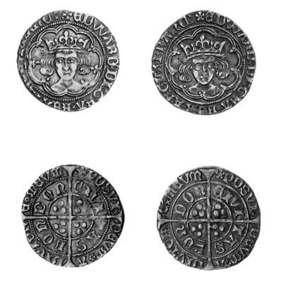 Edward IV, second reign, Groat
