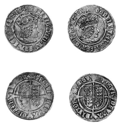Henry VIII (1509-47), first co