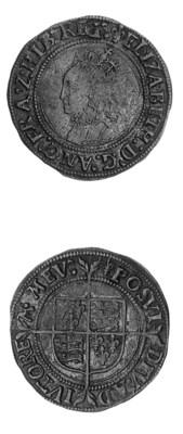 Elizabeth I (1558-1603), first