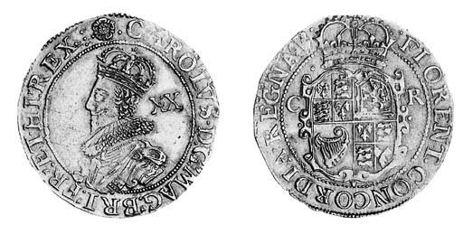 Charles I (1625-49), group C,