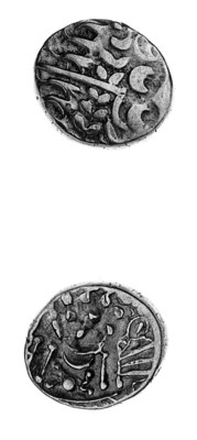 Celtic, Chute type Stater, 6.1