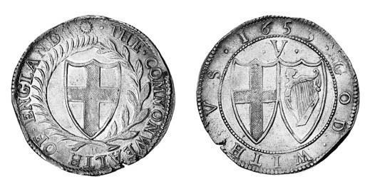 Commonwealth (1649-60), Crown,