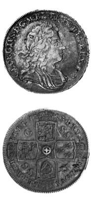 George I (1714-27), Crown, 171