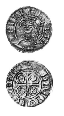 William I, Penny, 1.44g., PAXS