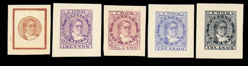 Proof  1893 Cousins proofs of