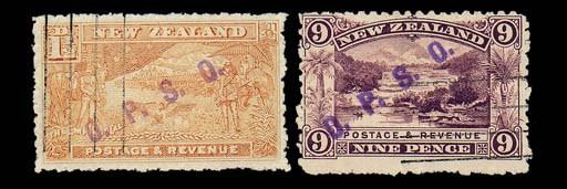 used  1891-1906 handstamped