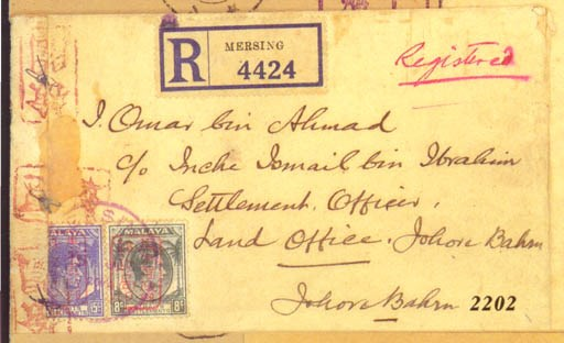 cover 1942 (15 June) envelope
