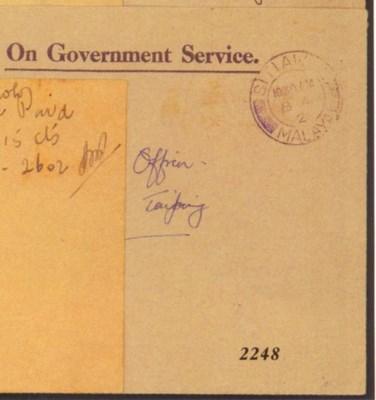 cover 1942 (8 Apr.) OGS envelo