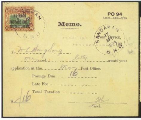 on piece  1924 (17 Apr.) Post
