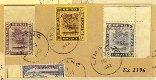 cover -- 1942 (17 Nov.) Limban