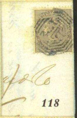 cover 1861 (10 Aug.) entire le