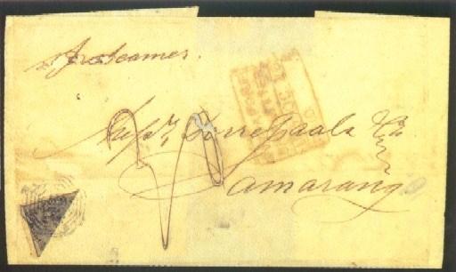 cover 1859 (16 Oct.) entire (f