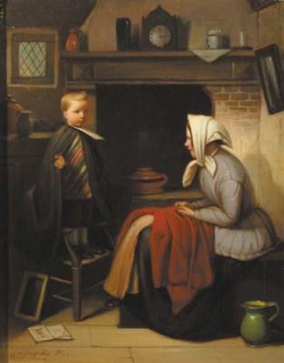 Jacob de Jong Rzn. (Dutch, 182