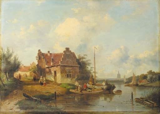 Charles Leickert (Dutch, 1861-