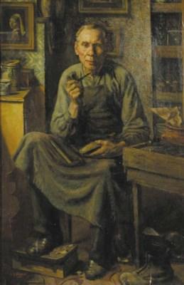 Gerard Johan Staller (Dutch, 1